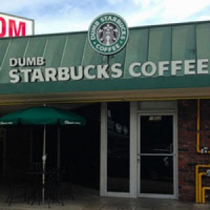 Dumb Starbucks: Get some Real (Dumb) Coffee