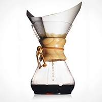 Find your ideal Chemex in less than 1 minute